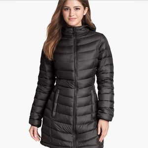 The North Face | Black Puffer Jacket Style Janae